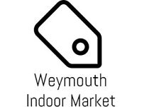 Weymouth Indoor Market - Units & Spaces Available
