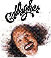 Gallagher - Rare Self-titled Comedy LP