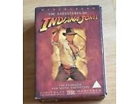 Indianne Jones comete movie collection