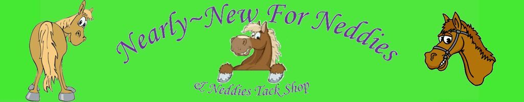 Nearly~New for Neddies