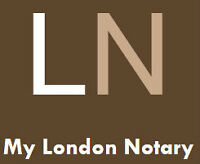 London Notary Public | Prompt Service | Same Day Appointments