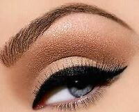 Comprehensive Brow and Make-Up Artistry Course!