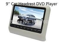 9 Inch Portable DVD Player Brand New