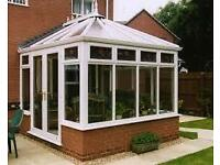 top quality double glazed windows, doors and cost effective conservatories fully fitted.