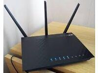 ASUS Dual-Band Wireless-N600 Gigabit ADSL Modem Router