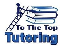To the Top Tutoring Belfast, AQE/GL transfer test preparation, Literacy/ Numeracy support