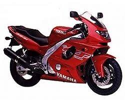 Yamaha Thundercat YZF600R