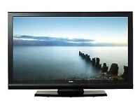 """BUSH 40"""" INCH FULL HD 1080P LCD TV WITH BUILT IN FREEVIEW IN EXCELLENT CONDITION"""