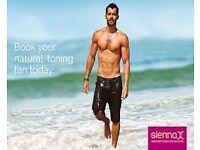 Sienna X Spray Sunless Tanning by Danugur (Gay Friendly Home Salon)