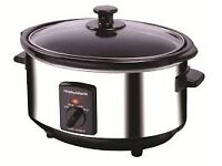 Electric rice cooker by morphy richards for Sale £12