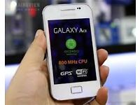 SAMSUNG GALAXY ACE GT S5830i can post anywhere