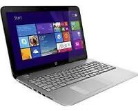 hp gaming Touchscreen laptop with 1Tb dedicated video card