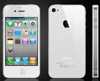 White iPhone 4s 32 GB