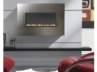 Cascara wall hung gas fire - new in box - still selling for £543