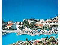 Studios, one & two bedroom apartments Club Olympus Garden City Tenerife