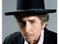 3 tickets to Bob Dylan in concert @ Wembley Arena