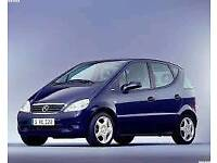 Breaking Mercedes Benz W168 - A- Class -Petrol/ Diesel - All parts available