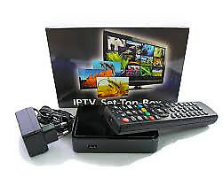 MAG BOX SKYBOX HD WITH 12 MONTH GIFT OPNBOX CABLE AMIKO