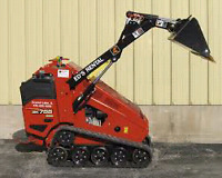 """36"""" wide mini Bobcat for rent ONLY $79"""