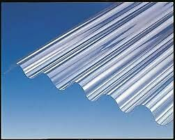 30 Off Corrugate Polycarbonate Roof Uv Roof Panel