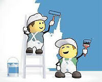 PRO PAINTING N' STAINING!   FROM ONLY $75 A ROOM!