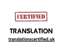 Certified translation group. Official document translation. Community of translator (s).