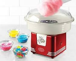 Nostalgia™ Electrics Retro Hard Candy Cotton Candy Maker Halloween party