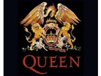 Lead & Rhythm guitarist wanted for Queen tribute band