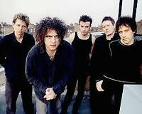 The Cure Bell Centre 2 SOLD OUT FLOOR Tickets ROW AA