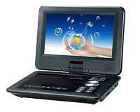 IM LOOKING FOR A PORTABLE DVD PLAYER