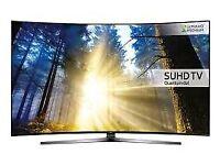 "Samsung 88"" (UE88KS9800) Curved SUHD Quantum Dot Ultra HD Premium HDR 1000 TV"