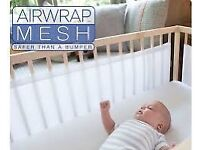 Air mesh for cot