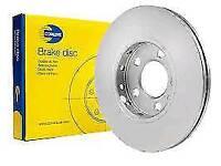 Vauxhall vectra c brake discs