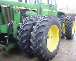 DUAL Solutions for various Agricultural Equipment