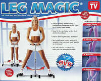 NEW Leg Magic Glide Toning Machine