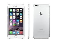 Apple iPhone 6s, Silver 64GB -Unlocked - Buy In Confidence From An Apple Retailer!