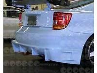 Celica mk7 buddy club rear bumper
