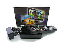 MAG BOX HD WITH 12 MONTH GIFT SKYBOX CABLE BOX