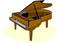 Children's fun piano lessons!