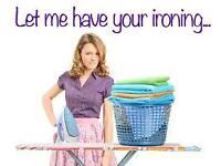 Foxys Ironing Service (Bangor area)