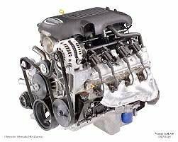 Chevy 6.0L Engine 2003-2006