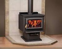 Wood Stove Wood Furnace Pellet Stove WETT Inspections