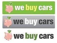 WE BUY ANY CARS VANS TRUCKS NON RUNNER SCRAP DAMAGED 4X4 MOTORBIKES WANTED CARAVANS CAMPERS NO MOT