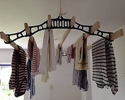 Clothes dryer ( Suspended Victorian type )
