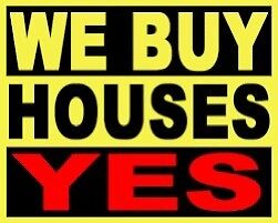 We buy houses For Cash!!!