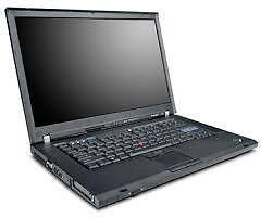SOLDE ENTRÉE: Thinkpad T60 Core 2 Duo - Mem 2Go - 60GO - Win 7