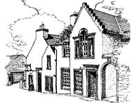 Cramond Inn, Edinburgh, live in pub management couple