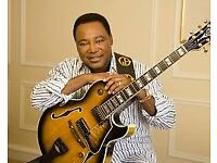 2x George Benson Tickets Manchester Bridgewater Hall wed 20th collect city centre