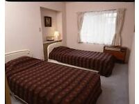 Twin Room with Ensuite Also Large Televison in the Room 3 month Minimum Contract