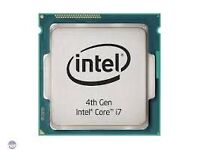 Intel Core i7 4770 Wanted OR Intel i5 4460